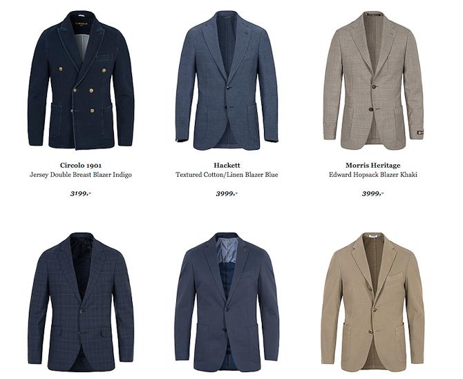 Elegante jakker