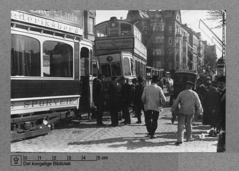 Sporvogne i Hovedstaden