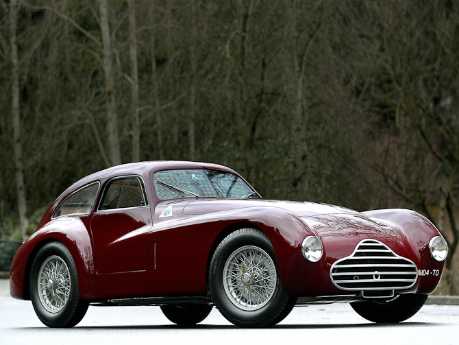 1948 Alfa Romeo 6C 2500-2