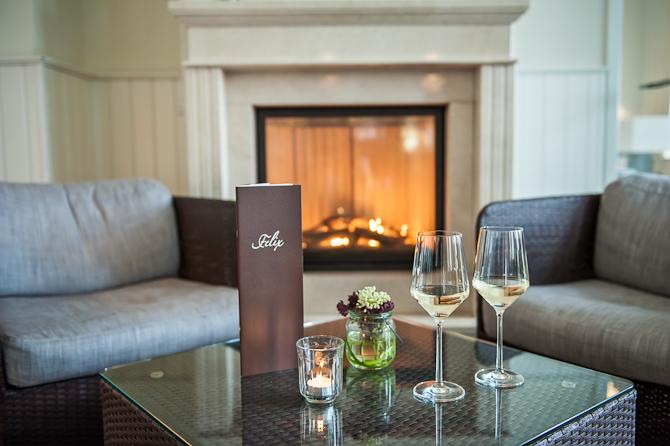 Mange gæster udefra besøger Strandhotels Restaurant Felix