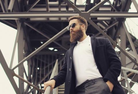 En skægget affære