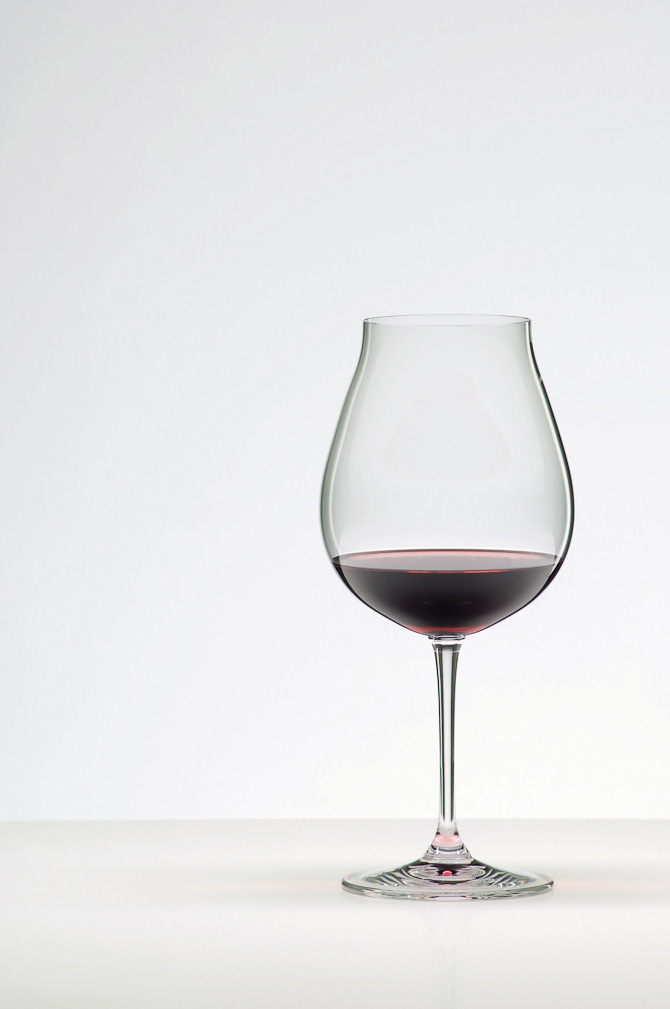 Pinot Noir egnet glas!