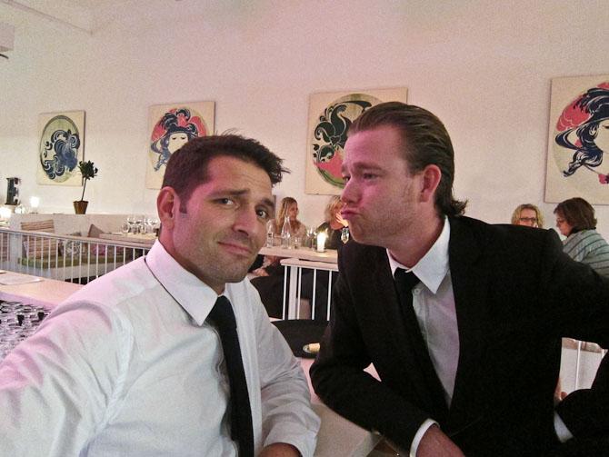 Jeg tænker Friends, men det er nu Tisvilde Bistro Hellerup... Og første besøg var en stor fornøjelse.