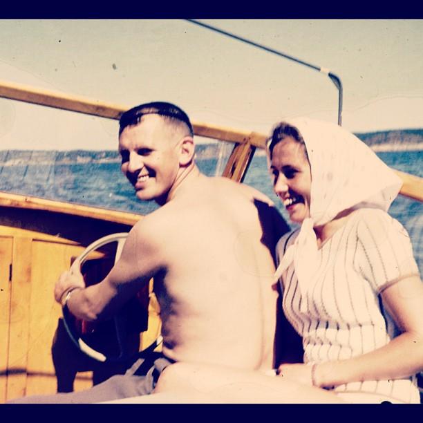 """Det minder mig om en scene fra videoen """"Postcards from Italy"""" med sangeren Beirut"""