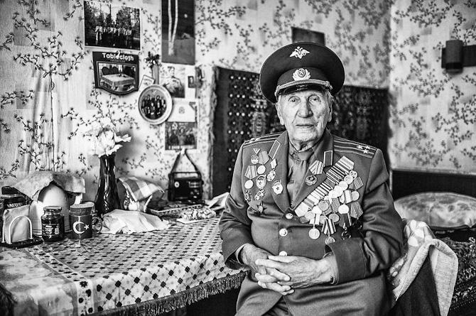 Petr, 97 år. Foto: Keen Heick-Abildhauge