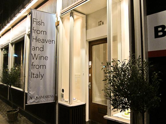 Kom nærmere. Der er italiensk på menuen.