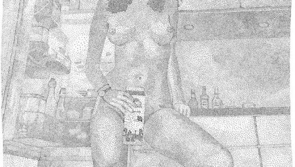 En flot karton med drikkelse