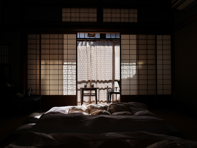 Kyoto - Ryokan
