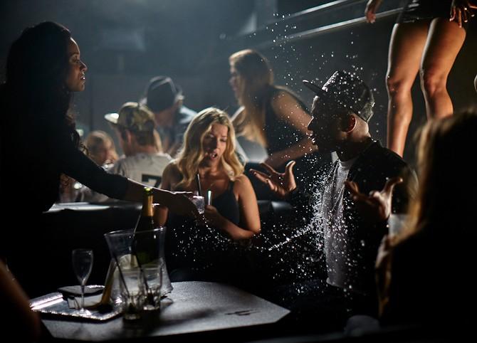Snapshot fra musikvideoen