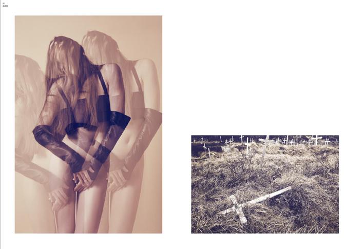 Uddrag af fotoserie fra BLADR #1