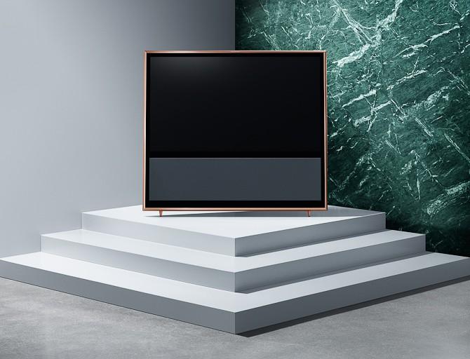 Et flot TV-apparat