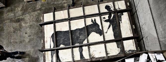 Donkey & Soldier – fra Politiken