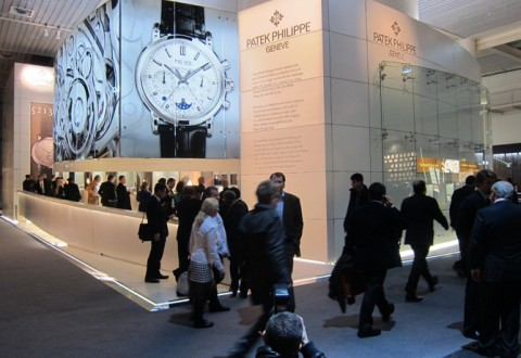 Klar til rundvusning og et par urnyheder? Kom med indenfor til BaselWorld 2012!
