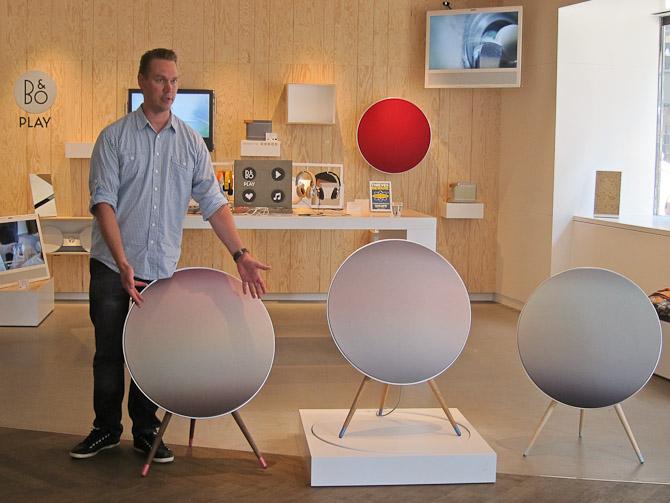 Bang & Olufsen er på pletten - måske med BeoPlay produkter