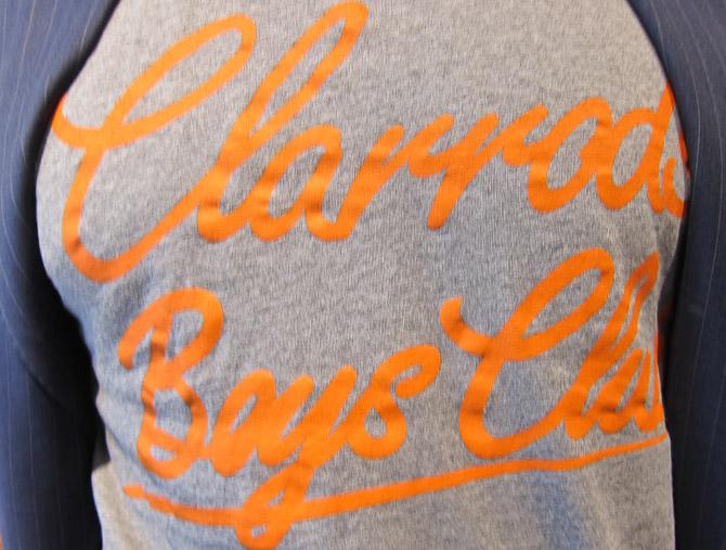 Clarrods står bag denne herlige T-shirt