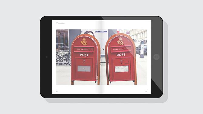 Tipsy postkasse