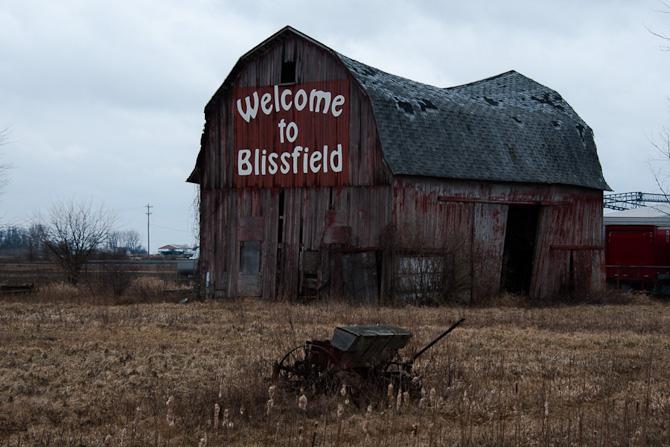 Blissfield, Amerika 2012