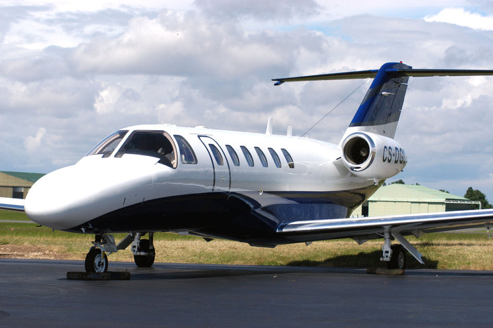 Det her er ikke Mr. Trumps fly, men det minder om det, jeg engang fløj med i. Foto: Aviation Affaires