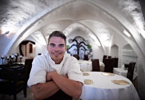 """Thomas Rode - Køkkenchef hos Kong Hans, og nu """"gæstekok i CPH Nordic Dining. Hvad det er for noget, kan du læse i dagens skrivelse."""