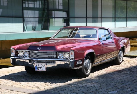 Et dollargrin fra 1969 - tag godt imod en lser og hans Cadillac Eldorado