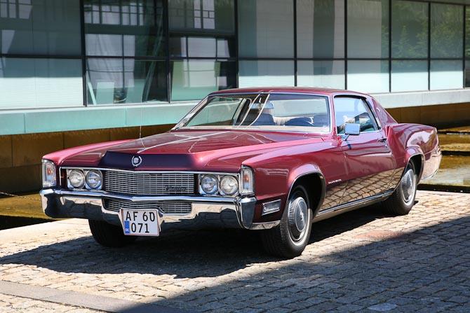 Et dollargrin fra 1969 - tag godt imod en læser og hans Cadillac Eldorado