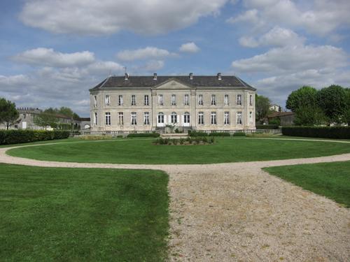 Voila! Château de Triac - og det er åbent for gæster!