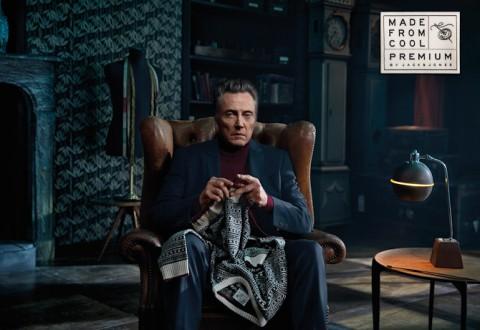 Rigtige mænd må gerne strikke. I hvert fald her.