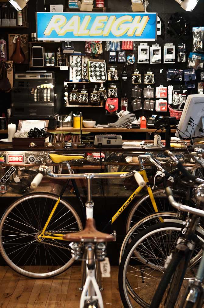 Potentielle bud på egnede cykler...