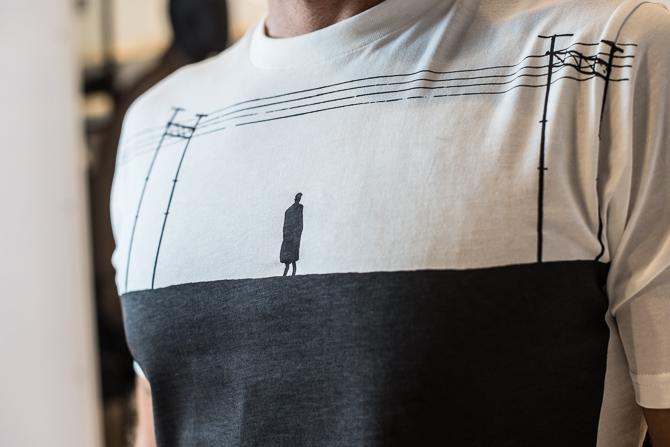 Simpel og fiks T-shirt