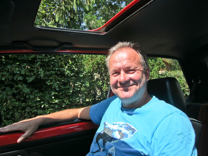 Dagens mand i en GTI: Dan Rachlin