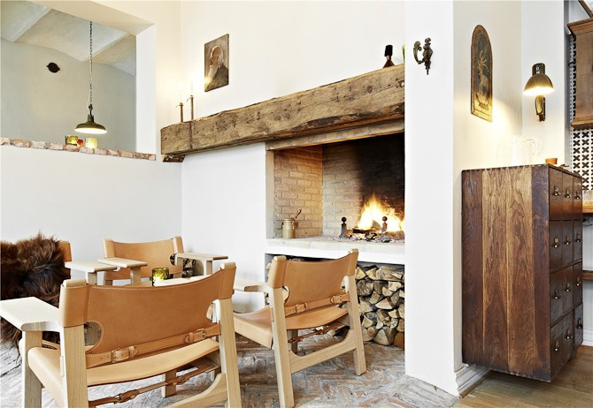 Her er vi på bar i København, hvor Den Spanske Stol huserer. Selv samme stol bliver du klogere på i dagens artikel