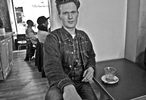 Manden, der jagter gode historier om denim: Thomas Bojer