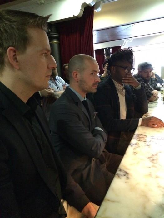 Fra Deanos besøg i Danmark i forbindelse med en World Class workshop
