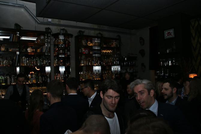 DrinkZ blev lanceret på Salotto 42 for ganske få dage siden