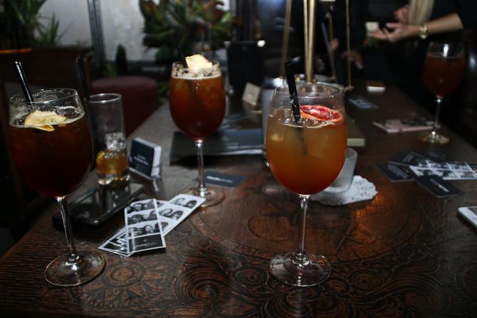 Sådanne sager kan stå parat, når du ankommer til en bar. Og det er kun lidt af, hvad Drinkz app'en kan...