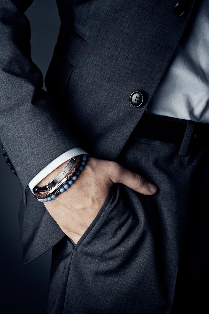 Suit look