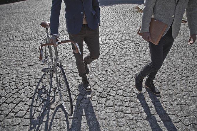 Brosten og dansk fodtøj