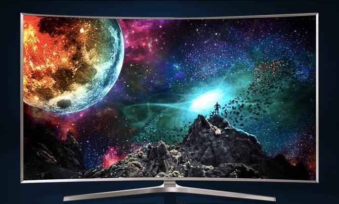 Det særdeles flotte TV...