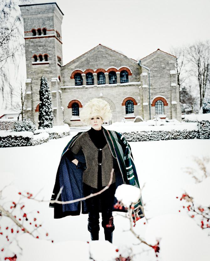 """Suzanne Brøgger """"œKrigeren"""""""