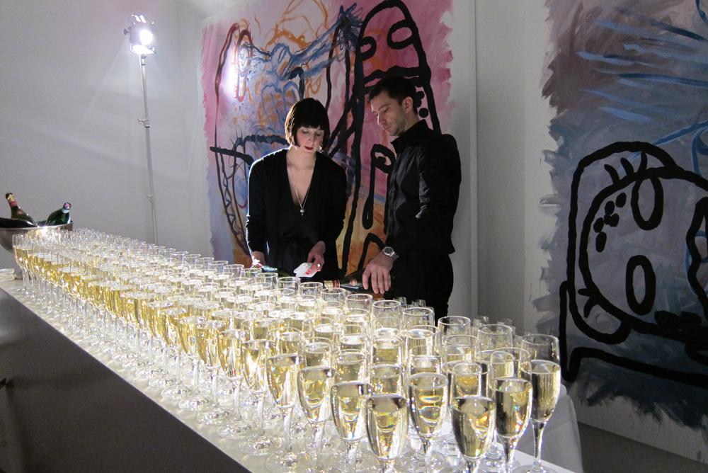 Jeg blev budt på Champagne, men det var faktisk Prosecco...