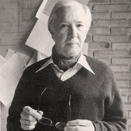 Hans J. Wegner himself.