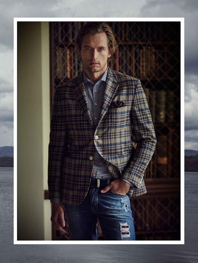 """Buksen er måske lige lovlig """"hærget"""" til min smag - med mindre der er tale om en gammel model, der er blevet naturligt slidt med tiden."""