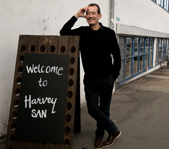 Harvey San intro-1