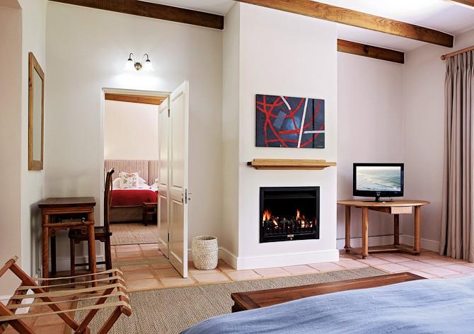 Et herligt værelse på Spiers hotel