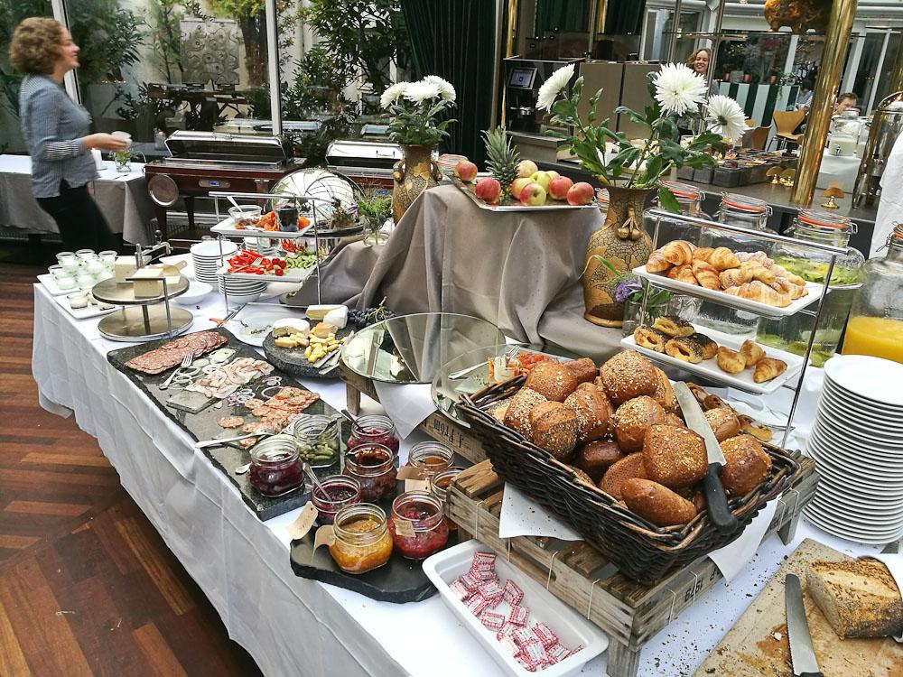 Godmorgen(buffet)