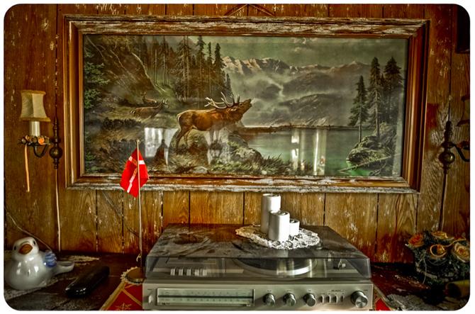 House of J - foto fra bogen Abandoned af Elhøj og Kirckhoff