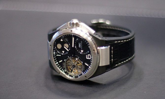IWC Constant Force Ingenieur