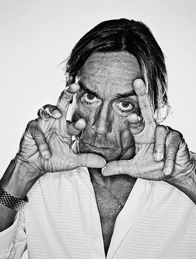 Iggy Pop, Miami Beach anno 2003