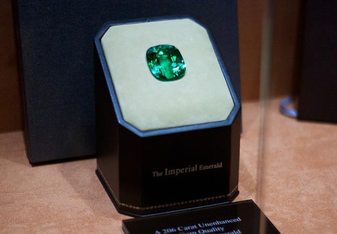Imperial emerald - også i en fin størrelse