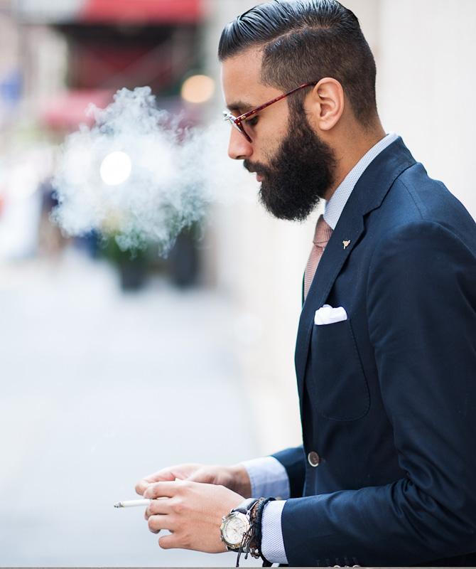Nydeligt skæg